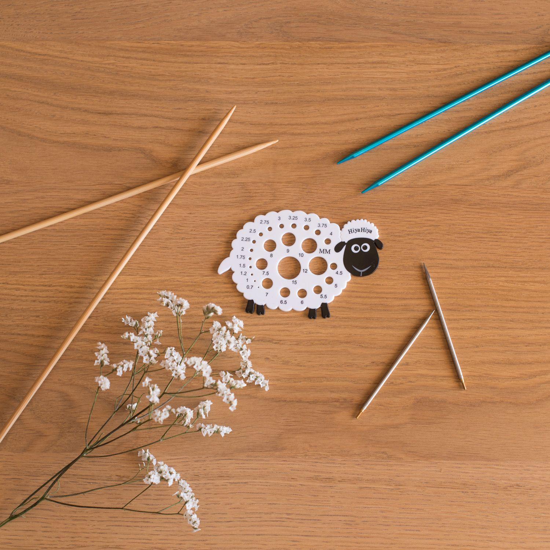 HiyaHiya Calibrador de Agujas Needle Gauge The Incredible Lana Box