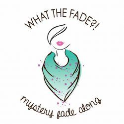 What The Fade! Mistery Fade Along o tejer a ciegas