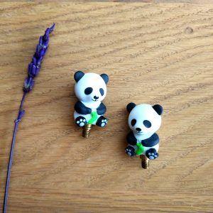 Topes para cables Panda Li Hiya Hiya