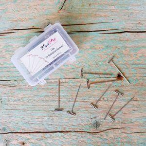 Pins o agujas de bloqueo Knit Pro