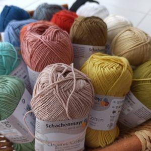 Organic Cotton Schachenmayr