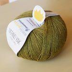 gras green meliert 07516