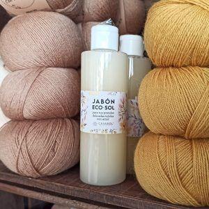 Ecosol jabón para prendas delicadas