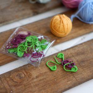 Knitpro marcadores crochet ganchillo candado