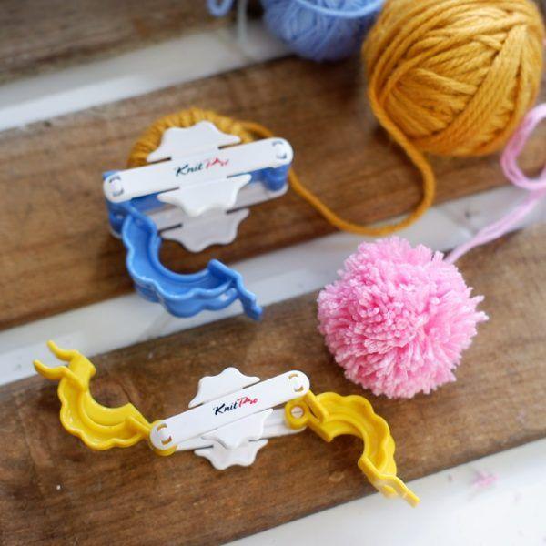 Knitpro molde pomponera para pompones de lana