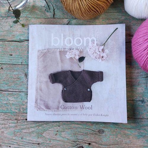Bloom at Rowan Cotton Wool Portada
